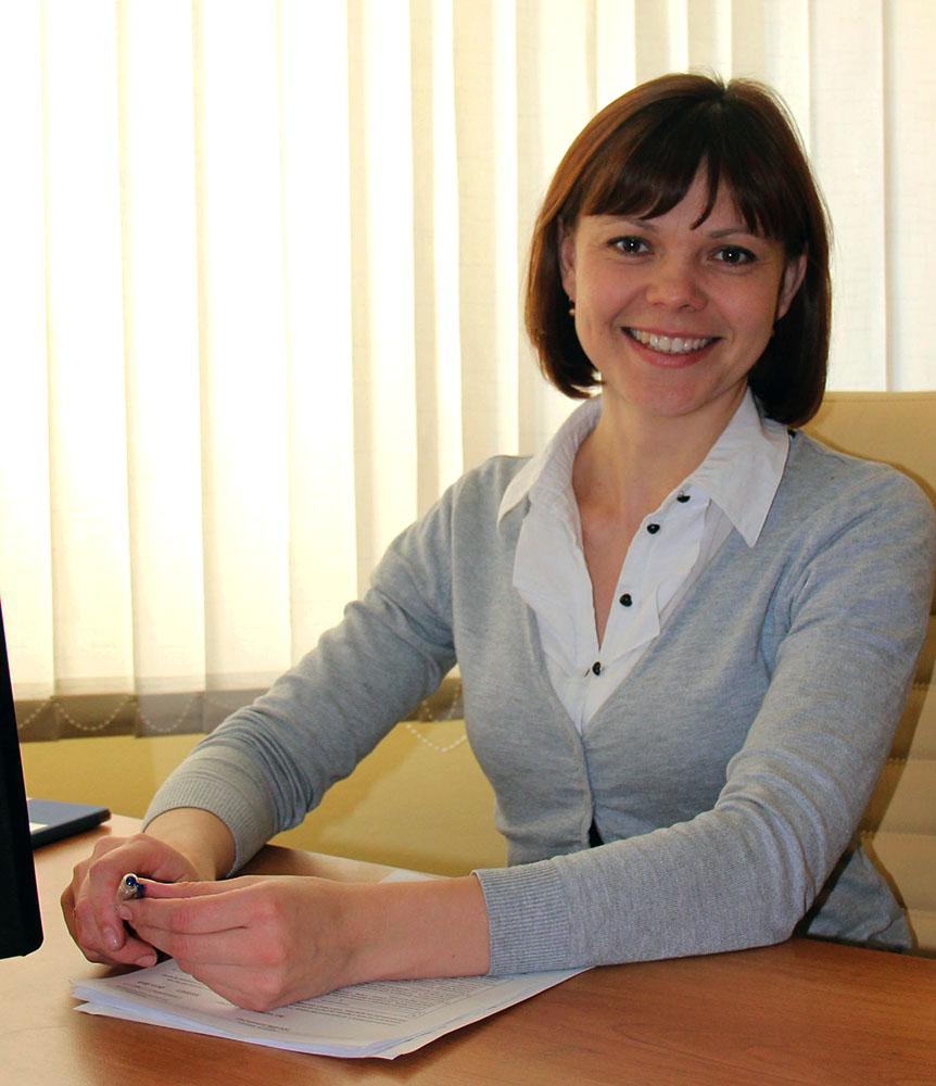Ольга Романяк