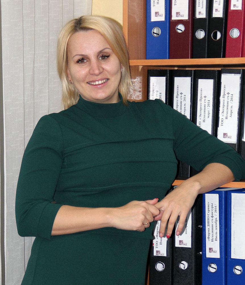 Татьяна Куницына