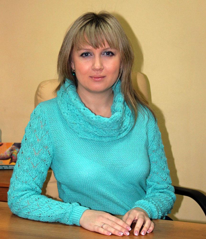 Татьяна Реброва